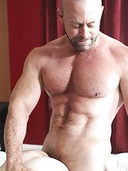 Prostate enjoyment is a precious thing hardcore gay marines at Bang Me Sugar Daddy