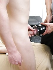 He then truly tears into that toy banging it like crazy and moaning like crazy free videos of guys jerkin