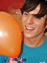 Twinks Happy Birthday party free gay twink porn videos at Julian 18