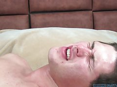 Clay is slim and slender but his cock is definitely overweight gay twink gallerys3