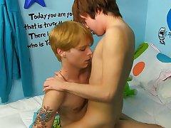 Gay first huge cock and gay twink cartoon