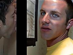 Naked straight guy gay blowjob and sissy boy blowjob socks