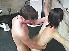 David found himself on his knees with Jarrin's cock in his mouth hot gay guys giving blowjobs