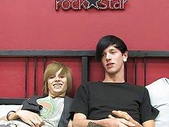 Asian cut cock and long hair teen gays at Boy Crush!