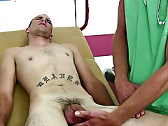 Embarrassed straight boy and dirty straight suck men