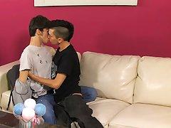 Gay twink kiss pic and hot bareback black twink fucking