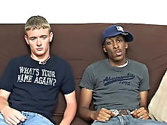 Both said that they were down in the interest the sprout, and were fine with it free male interracial por