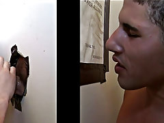Clothed male blowjob gay and tiny naked blowjob