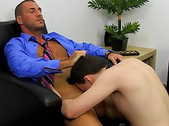 Free pic of very sexy young gays suck dick and whole bunch of people banging each other hard porn at My Gay Boss