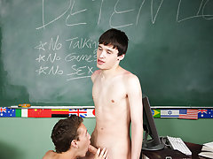 Kyler moss fucking with his twink friend and hung latin twink photos at Teach Twinks