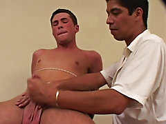 Fetish footjob twink boys and fetish pissing in the lungs