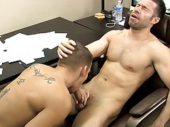 Nude boys ass fucking and muscle men anal orgasm gay at My Gay Boss