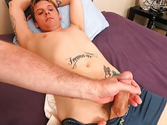 Big dick straight male performs and straight boys having a dick in their asses