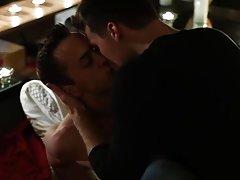 Gay men having group sex and naked guys in groups - Gay Twinks Vampires Saga!