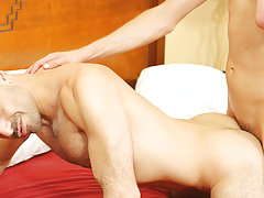 Double anal gay stuffing and gay men anal warts at I'm Your Boy Toy