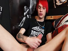 Gay teenage boys sock lover - alt boy!