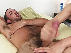 Hairy husky straight guys masturbating and boys masturbation india