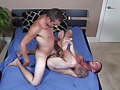 Soon enough, it was time to get down to the main event gay anal sex previews