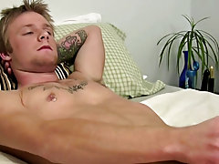 Young gay masturbation help