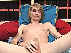 Person shows us just how sexy his flawless schlong is, jerking and teasing the camera.