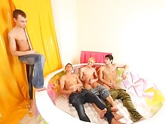 The more his prick is already hard for some time first gay lesbian sex at Boys Pee Pee