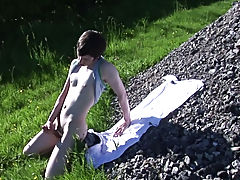 Fat people hardcore outdoor pics and gay outdoor piss