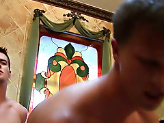 Free wet gay sex club movies and sexy wet gay male kissing and fucking