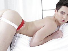 Japanese gay twink anal sex pictures at Staxus