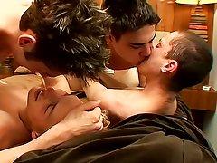 Scottish hairy male gay pics and free pics gay facial - Jizz Addiction!