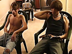 Twink in the ass and free gay black hardcore porn in classroom - at Boy Feast!