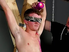 Wrist watch fetish gay porn video and muscle domination twinks - Boy Napped!