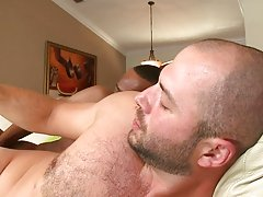 It's a little strange how much this boy loves getting fucked by biggest darksome cock, but we are here to please everyone, so if you like it cum