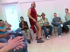 Group sex gay fetish and gay mad group sex at Sausage Party