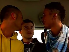 Twins gay fucking kissing and men big hairy balls - at Boys On The Prowl!