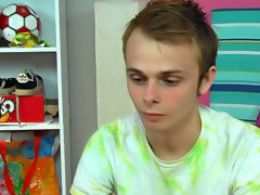 Tube young boy twink 1 tranny and cum dripping twink facial