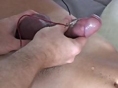 Gay male mutual masturbation video and gorgeous naked men masturbating video free