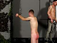 Roxy red twink bondage and he has a hairy armpit fetish - Boy Napped!