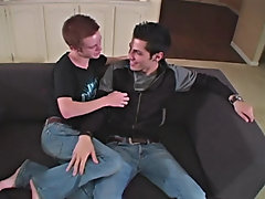 Niki CuMs while getting fucked, & Andy showers his bud's eye to eye with streams of gooey CuM amateur am ateur straight guys