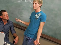 Emo barely legal skinny twinks and black teen emo twink at Teach Twinks