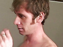No one is totally straight and this guy bent like a wet noodle hot gay hunk sex
