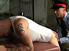 Uh oh, dignitary has gotten in trouble with the law and his incarceration is some hardcore first time gay coupling gay fetish list