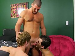 Cute white guys naked and young uncut black boys fucking gay men at Bang Me Sugar Daddy
