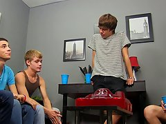 Uncut black gay cock galleries and hot creamy gay cum