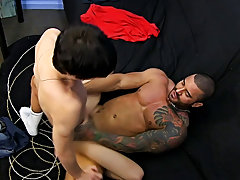 Alexsander Freitas doesn't hold back when this guy gets his hands on the tender youthful Kyler Moss hardcore gay pics free at Bang Me Sugar Daddy
