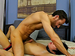 When Bryan Slater has a stressful day at work, that guy comes home and takes it out on his little serf boy, Kyler Moss free hardcore gay action at Ban