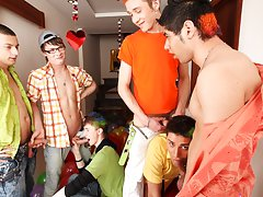 Gay bdsm group uk and gay group fuck mpeg at Crazy Party Boys