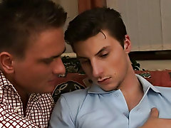 Leo and Dion are two straight guys who had never met before we offered these rookie guys big time pay to have some big time gay sex hot hunk texas mal