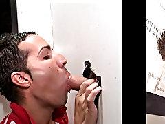 Teen boy first time blowjob