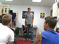 Hey guys, so this week we've a gorgeous fucked up clip from some frat boys group gay shower