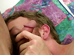 Gay male some cumshot